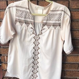 MM Couture Blouse
